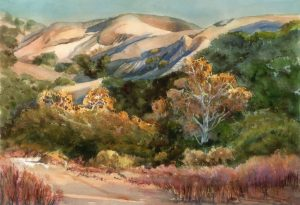 Cottontail-Creek-Road-View-Rosanne-Seitz-15-x-22